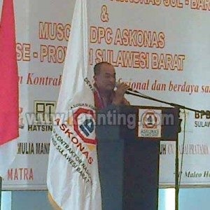 Ketua KADIN: Anwar Adnan Saleh Memerdekakan Masyarakat Sulbar