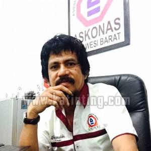 Ilham Zainuddin Ketua DPD Askonas Sulbar