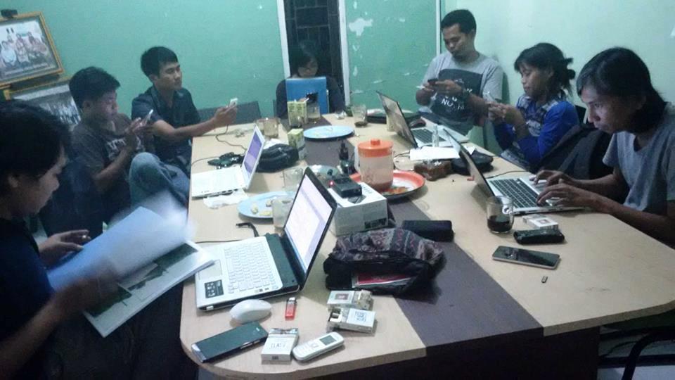 Rapat Konsorsium Manakarra Hijau