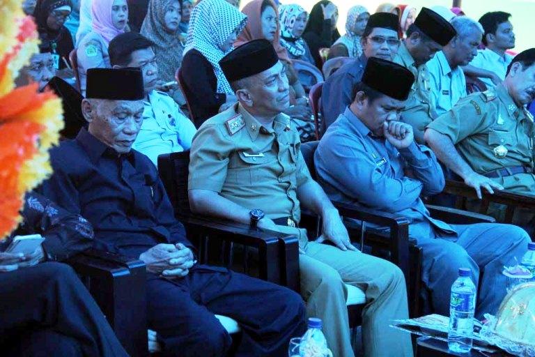 Ketua Majelis Ulama Indonesia Sulawesi Barat Dr KH Muh Nur Husain
