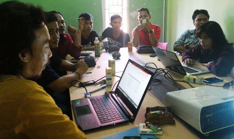 Konsorsium Manakarra Hijau Harapkan Lolos Program PSDABM di Mamuju