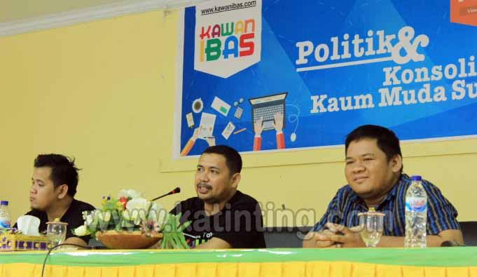 Pernah Menjabat Ketua PP GMKI, Kini Supriadi Narno Gabung Kawan IBAS