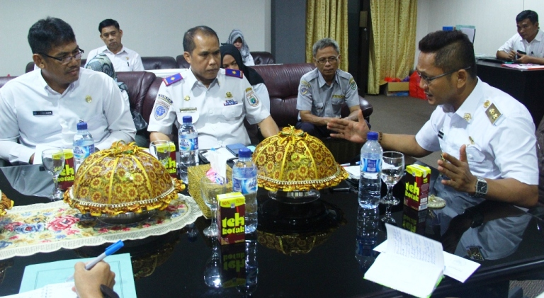 Irwan Pabari mengurai visimisi pemkab Mamuju terkait Mamuju Mapaccing