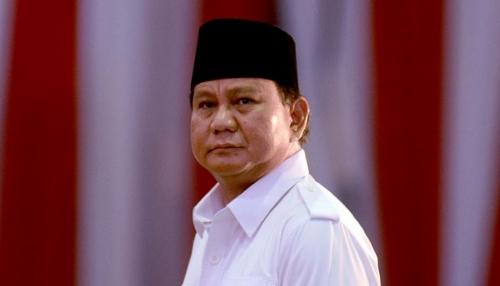 Foto net : Prabowo Subianto