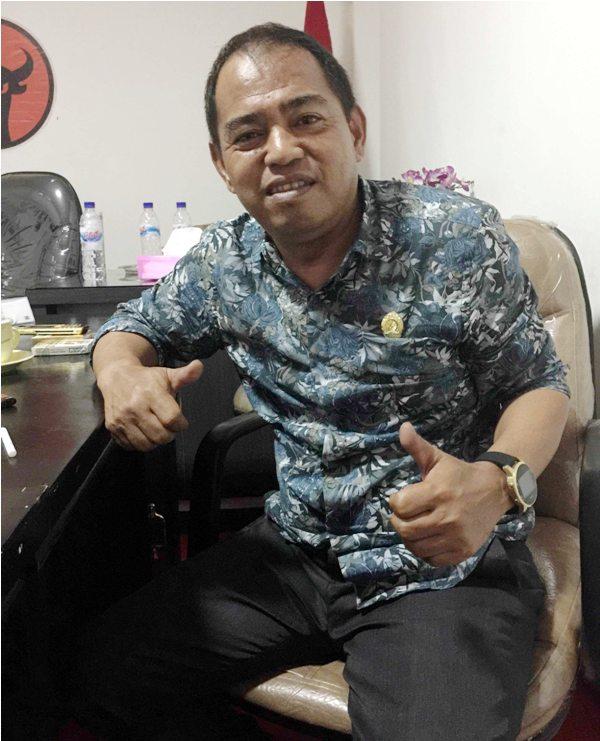 Lukman Said, Ketua DPRD Matra