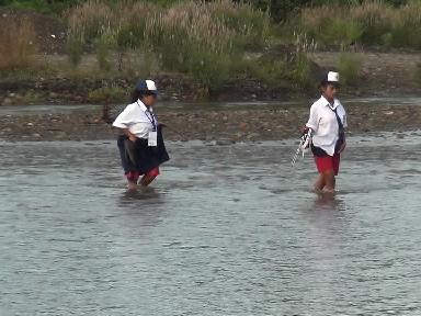 Pelajar Yang Menyerangi Sungai Wulai