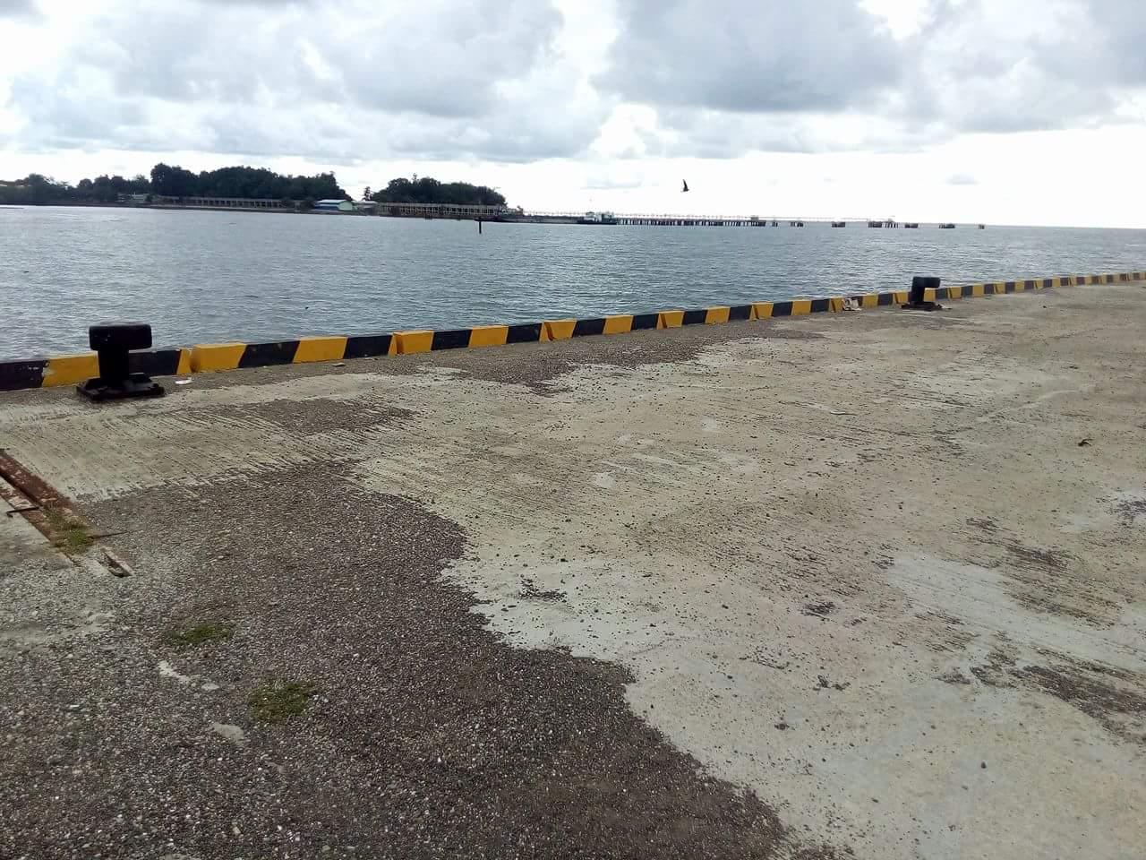 Pelabuhan di Matra