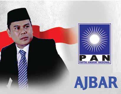 Ajbar Ketua DPD PAN Polman