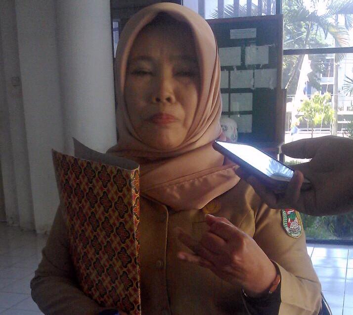Kepala Dinas Kesehatan Kabupaten Mamuju, Hajrah As'ad