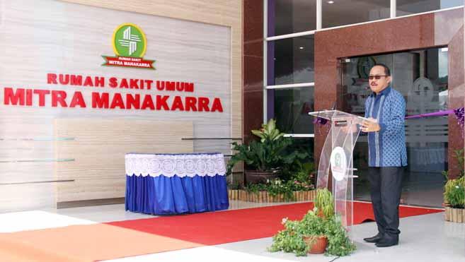 Komisaris Utama PT. Mitra Husada Manakarra Suhardi Duka