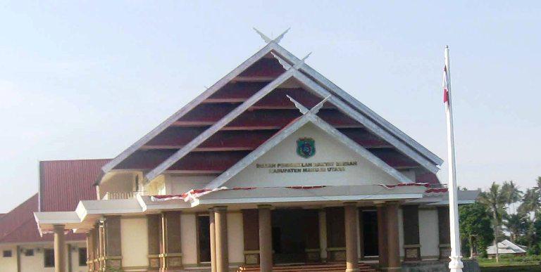 Gedung DPRD Matra