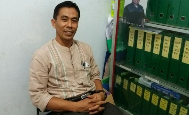 Mucthar Baso SE, M.Si Wakil Ketua 1 Bidang Akademik