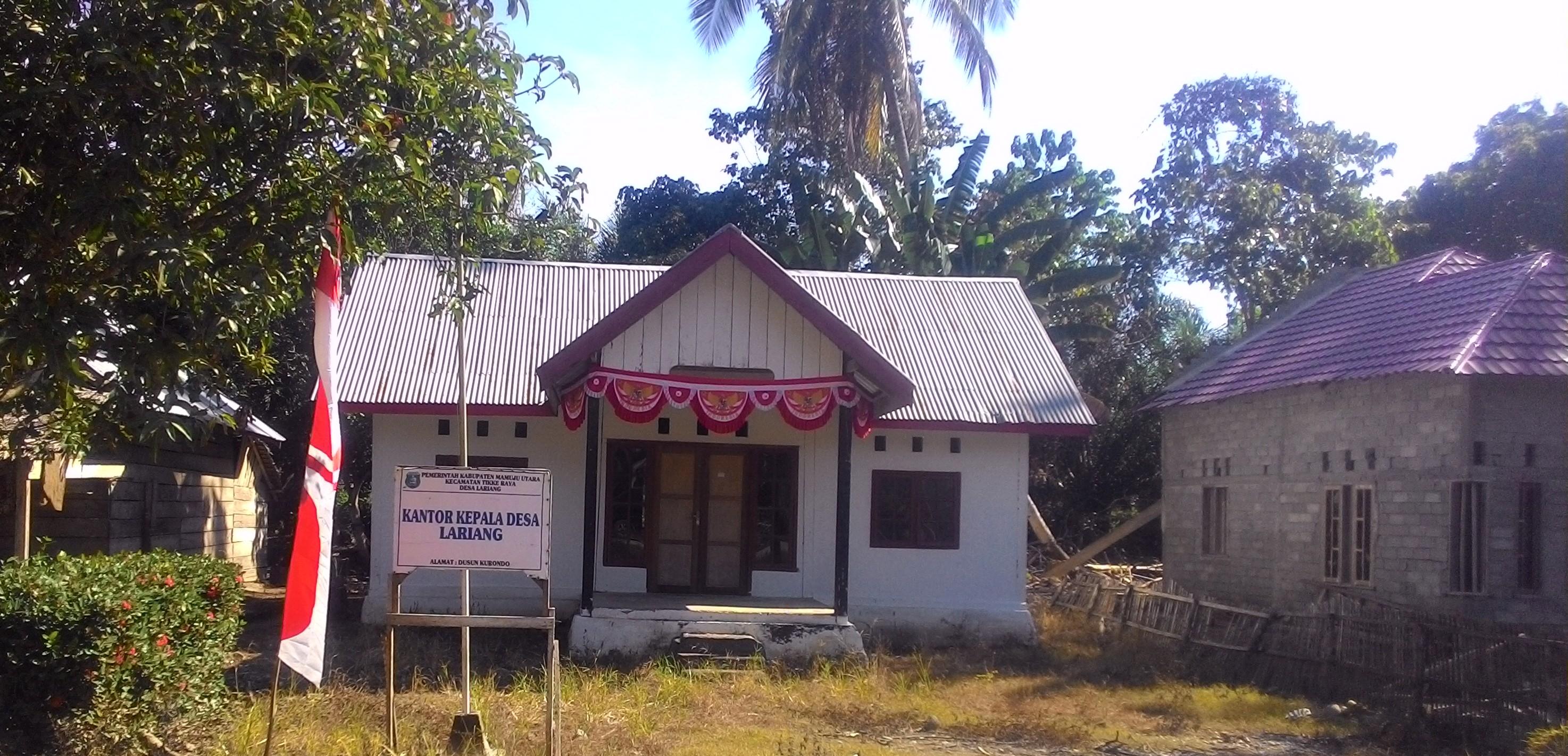 Kantor Desa Lariang