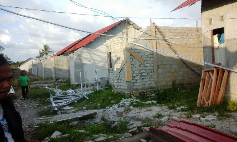 Proyek Nasional di Desa Bambakoro Mamuju Utara