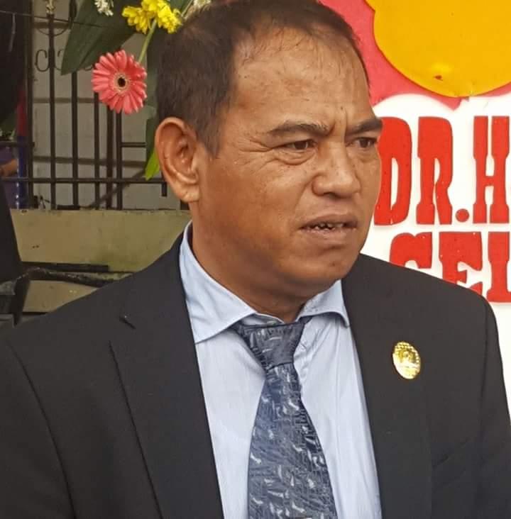 Ketua DPRD Matra yang juga Ketua Umum ADKASI, Lukman Said