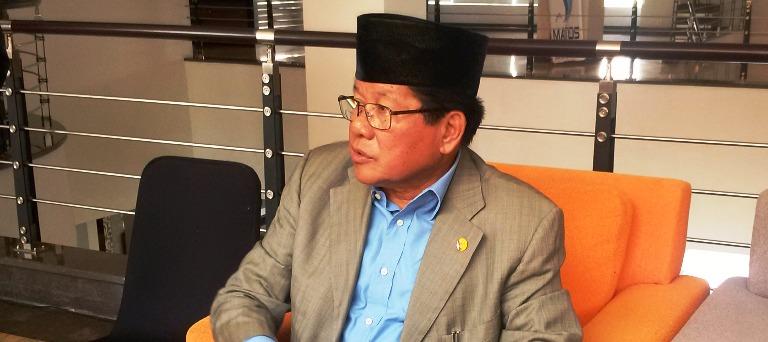 Gubernur Sulbar, Anwar Adnan Saleh