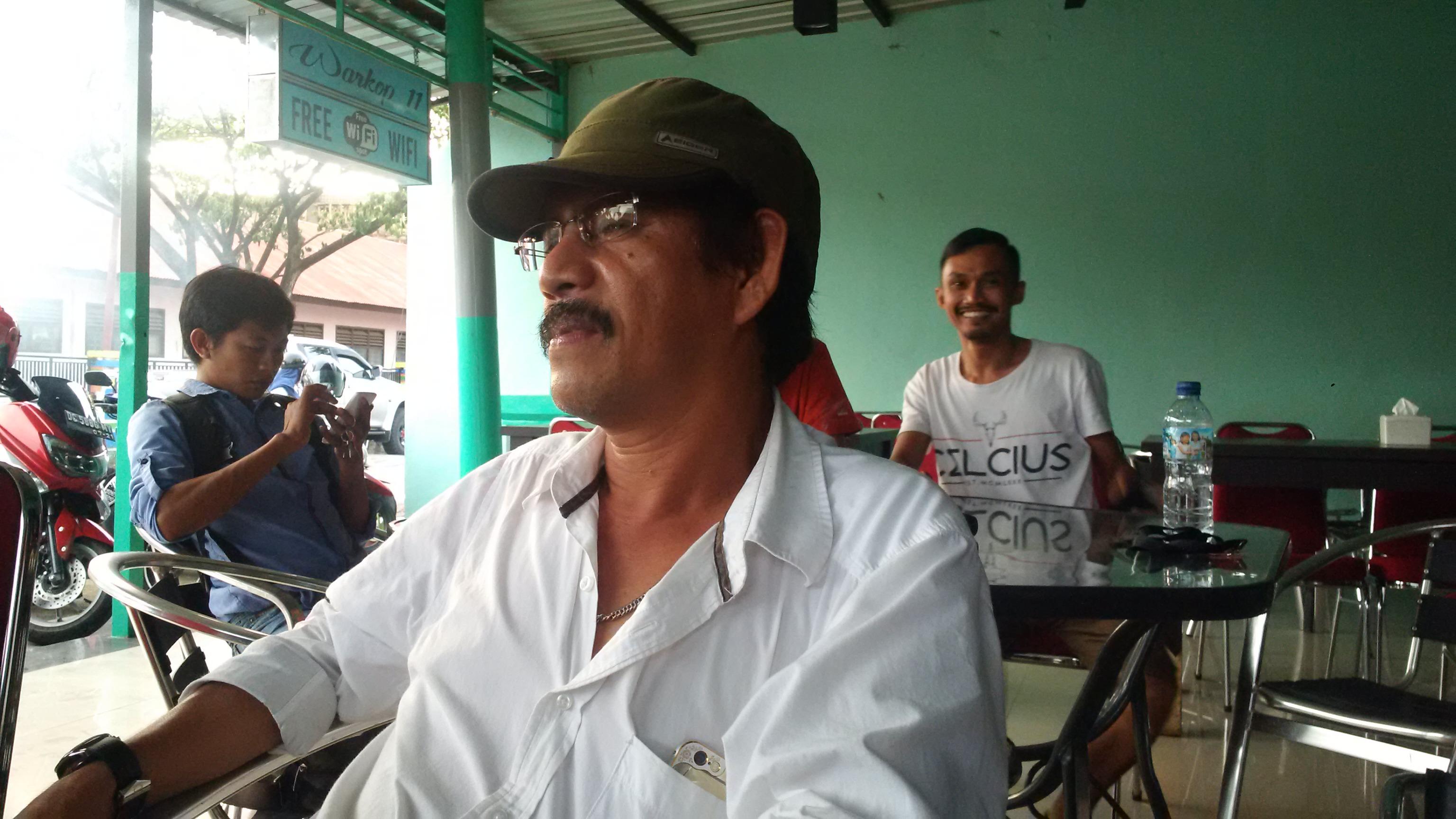 Ilham Zainuddin ketua Askonas Sulbar