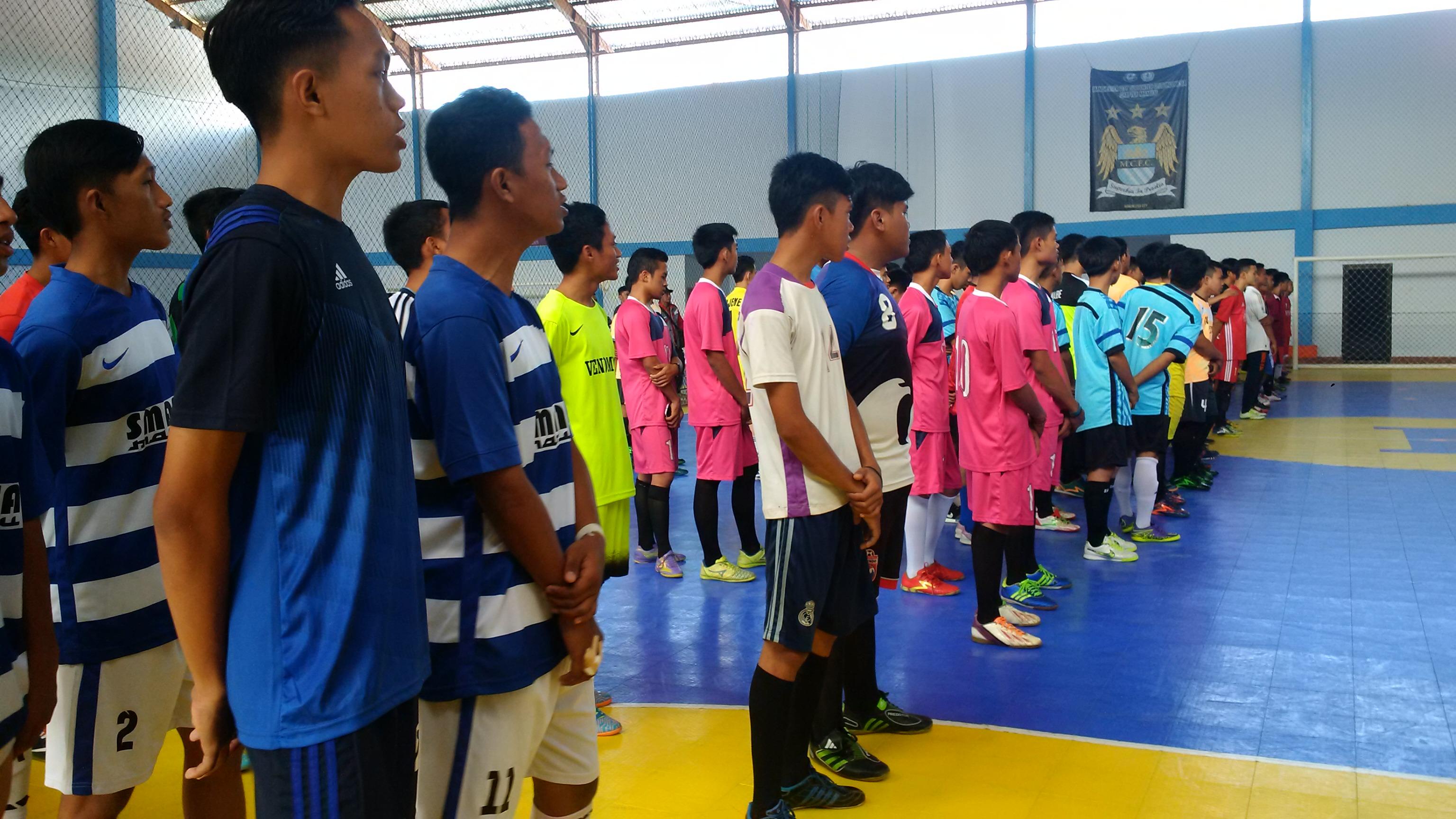 Peserta Liga Futsal Perindo