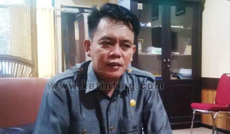 Wakil Ketua DPRD Mamuju Andi Dodi Hermawan